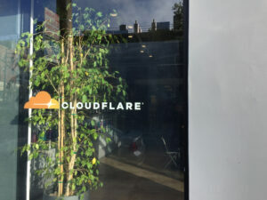 WordPress veiligheid met Werking Cloudfare