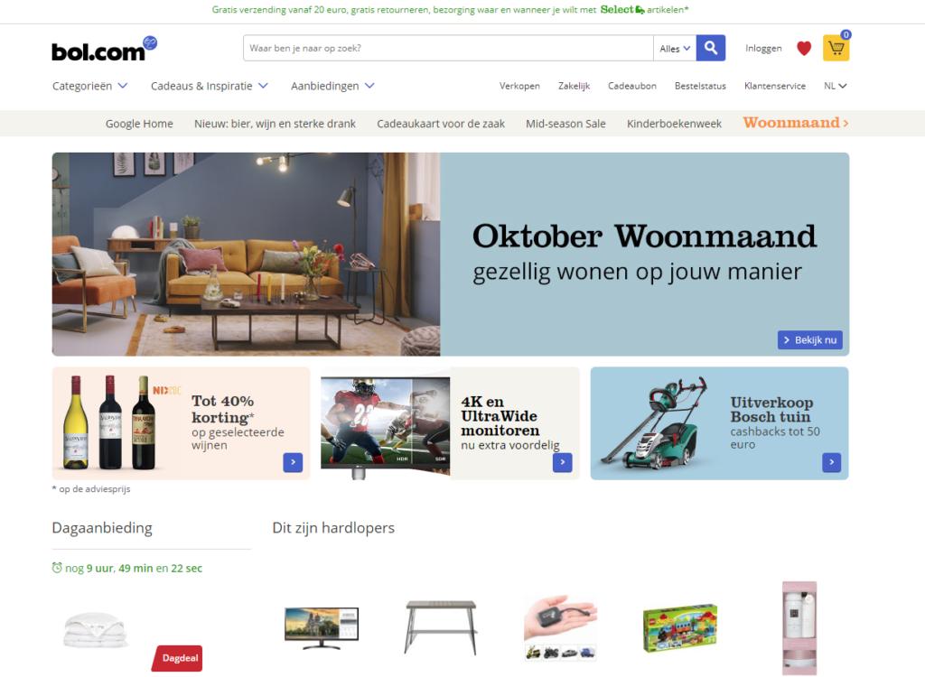 Webshop-webdesign-Bol.com
