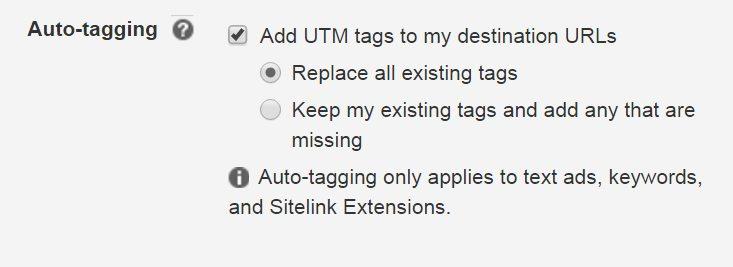 Auto-tagging bing