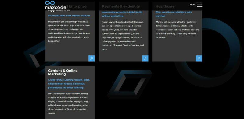 voorbeeld darkmode design 2
